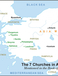 7 Churches of Asia Minor